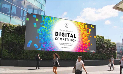 Outdoor Digital Signage For Businesses Lcd Amp Led Outdoor